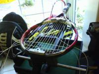 Why wait 1-2 week to obtain your racket strung when I