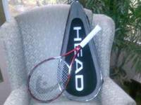 Head Crossbow 2 tennis racquet. 102 inches, 4 1/2 grip,