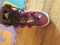 ADIDAS EQUIPMENT RED SHOES SIZE 12 $25.00  // //]]>