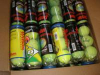Used Tennis Balls $1.00 per tube, 3 balls in a tube