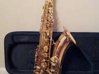I have a beautiful Selmer Super Action 80 Series II