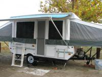 2006 Rockwood Freedom Pop Up-- in excellent condition.