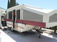 1994 Rockwood Tent Trailer outstanding shape. This is a