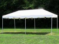 GREAT TENTS FOR ANY SOCIAL EVENT OR COOK OUT HAVE A
