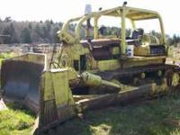 Terex Dozer w/ a 671 Deisel for power. Model 82-30/C-6