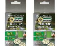 For use in the Terminix ALLCLEAR Table Top Mosquito