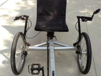 Terra Trike Rover for sale....with water bottle holder