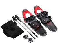 Our snowshoes are perfect for snowshoeing in winter