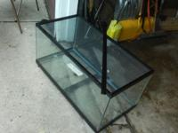 Have a terrarium for sale. Most likely a 30 gallon