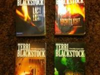 Awesome Terri Blackstock series. All 4 books for $15.