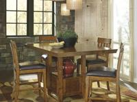 With a rich rustic appeal that is sure to change the