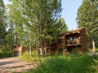 This Teton Village home features unbeatable proximity