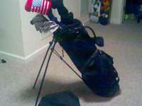 Great set of clubs.  Location: fredericksburg