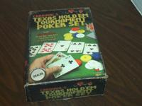 Previously owned Cardinal's Texas Hold'em Tournament