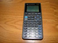 TEXAS INSTRUMENTS TI82 GRAPHING CALCULATOR VINTAGE.