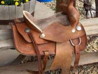 13' Texas Saddlery saddle for sale call  for viewing.