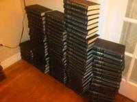 Texas Digest law books. This is a 95 volume set of