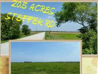 Excellent land investment! Rich land once used for