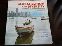 Globalization and Diversity ------$80. ISBN-10: