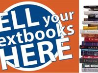 We Pay More Than Campus Bookstores, for your TEXTBOOKS