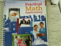 Textbooks for sale - Like new condition with no marks