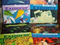 SCIENCE Prentice Hall Science Explorer $20/set or