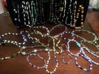 Beautiful hand crafted anklets..all sizes..all colors