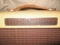 Rare Gem of an amp ! This is a vintage THD 4x10 Blues