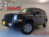 The 2008 Jeep Patriot Sport!! Yet Another Addition To