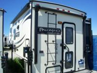 Located in Helena MT The 2014*Palomino truck camper is