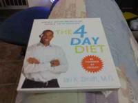 Dr. Ian Smith, The 4 day diet. Audiobook. 3 CDs. The