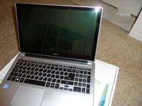 This is an Acer Aspire V5 computer system, it is 2