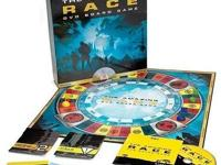Includes DVD, game board and cards, movers and