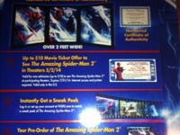 I have a Walmart pre order of the amazing Spider-Man 2