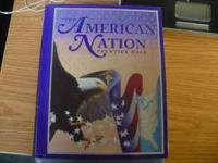The American Nation by Davidson Stoff. Brand new book,