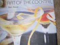 The Art of the Cocktail. Ben Reed Please call or text