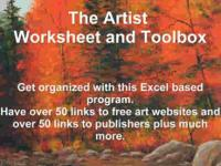 Description BackPorchGallery The Artist Worksheet and