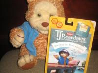 "The bearytales-comes with one cartridge-""scardy bear of"