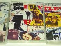 I am selling The Beatles Anthology Collection. All 8 of