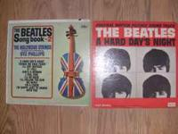 THE BEATLES A HARD DAY'S NIGHT $20.00 OBO BEATLES 65