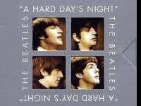 A HARD DAY'S NIGHT presents a fictionalized day in the