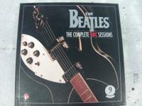 Selling The Beatles Complete BBC Collection of cd's.