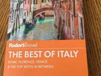 The Best of Italy Book - Brand newRome, Florence,