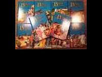10 Volume set of The Bible Story by Arthur Maxwell.
