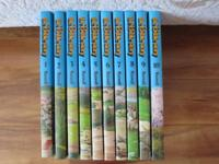 Hey, I have for sale the total 10 Volume set of The