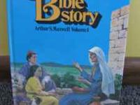 The Bible Story, Volumes 1-10, by Arthur S. Maxwell;