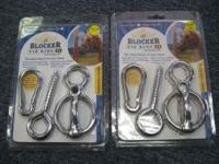 The Blocker Tie Ring II with Mag Loc Safest Way To Tie