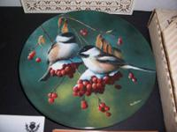 The Blue Jay by Kevin Daniel Collector Plate - $25 -