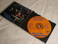 The Blues Defenders CD Lost in the Dining Room, Song