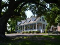 The Briars is an antebellum home built at the height of